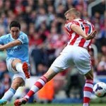 Bóng đá - Stoke – Man City: Ám ảnh Britannia