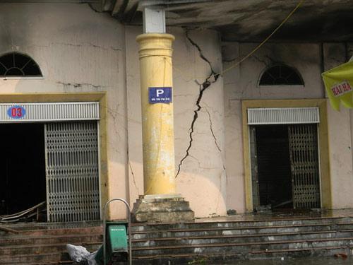 Trung tâm thương mại Hải Dương cháy dữ dội - 9