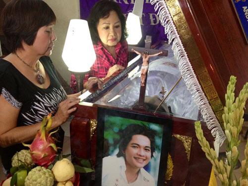 Con trai út nghệ sĩ Minh Cảnh bị đâm chết - 1