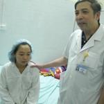 Sức khỏe đời sống - Sản phụ bị tắc mạch ối, tưởng không thể cứu sống