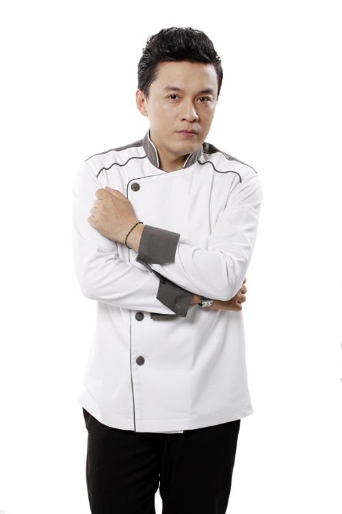 Lam Trường tức tốc giảm cân làm bếp trưởng - 5