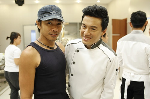 Lam Trường tức tốc giảm cân làm bếp trưởng - 1
