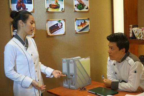 Lam Trường tức tốc giảm cân làm bếp trưởng - 4