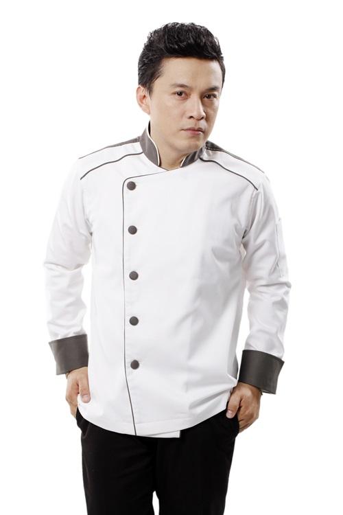 Lam Trường tức tốc giảm cân làm bếp trưởng - 6