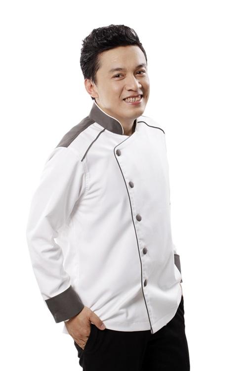 Lam Trường tức tốc giảm cân làm bếp trưởng - 7