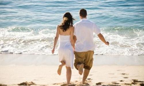 Thơ tình: Biển cát tình yêu - 1