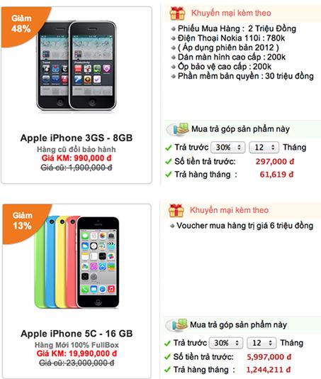 Mua iPhone cùng 7 ngày vàng giảm giá tới 50% - 5