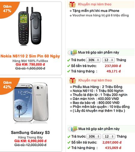 Mua iPhone cùng 7 ngày vàng giảm giá tới 50% - 8