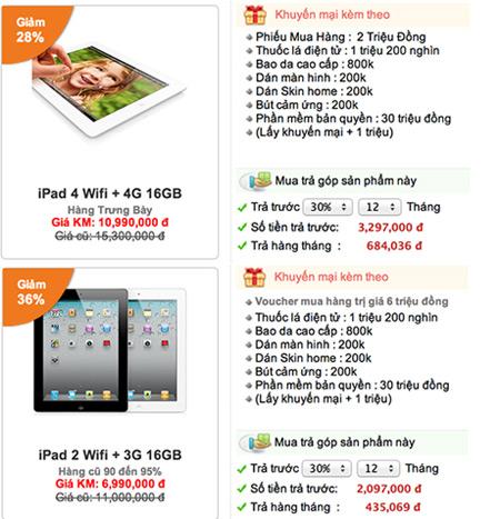 Mua iPhone cùng 7 ngày vàng giảm giá tới 50% - 9