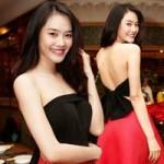 Thời trang - Á hậu Linh Chi rạng rỡ đón tuổi mới