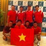 Thể thao - ĐT quần vợt VN giành suất lên hạng đầy bất ngờ