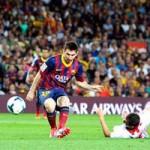 Bóng đá - Liga sau V4: Real tụt lại sau Barca