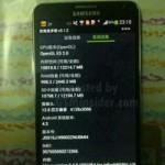 Galaxy Note 3 chạy 2 SIM lộ diện