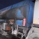 Tin tức trong ngày - Cháy tại cây xăng, tài xế xe bồn cứu hết mình