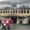 TTTM Hải Dương cháy rụi: Xe cứu hỏa đến chậm?