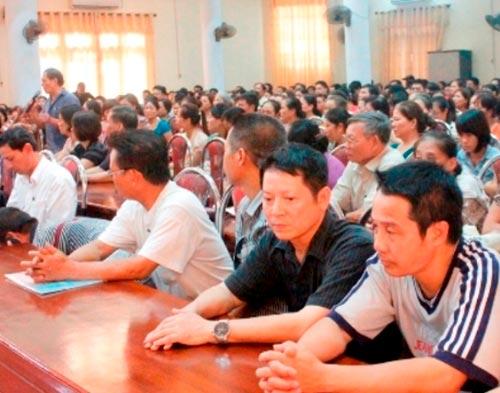 Hỗ trợ ít: Tiểu thương TTTM Hải Dương kêu khóc - 1