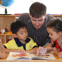 Chương trình tiếng Anh cho trẻ!