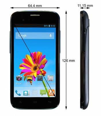 Gionee Pioneer P2: Lựa chọn đáng giá cho smartphone giá rẻ - 1