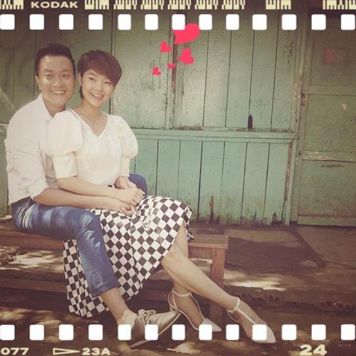 Ảnh cưới như mơ của Minh Hằng, Mạnh Hải - 15