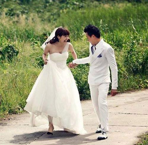 Ảnh cưới như mơ của Minh Hằng, Mạnh Hải - 2