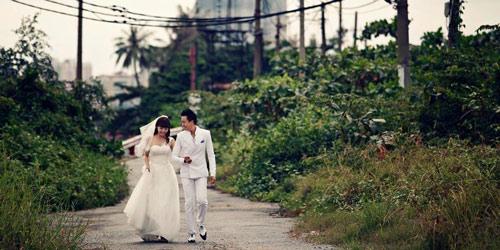 Ảnh cưới như mơ của Minh Hằng, Mạnh Hải - 5