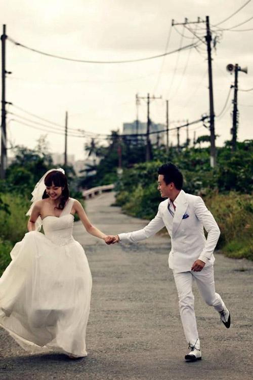 Ảnh cưới như mơ của Minh Hằng, Mạnh Hải - 3