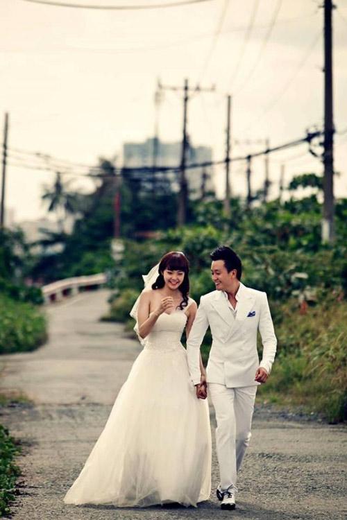 Ảnh cưới như mơ của Minh Hằng, Mạnh Hải - 6