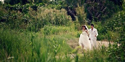 Ảnh cưới như mơ của Minh Hằng, Mạnh Hải - 4