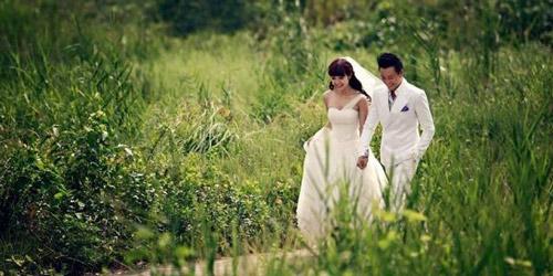 Ảnh cưới như mơ của Minh Hằng, Mạnh Hải - 7