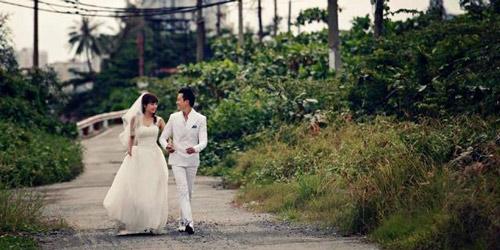 Ảnh cưới như mơ của Minh Hằng, Mạnh Hải - 8