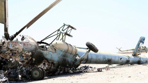 Thổ Nhĩ Kỳ bắn hạ trực thăng của Syria - 1