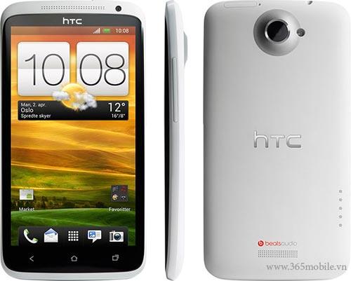 HTC One X 32GB - Smartphone khủng giá mềm - 1