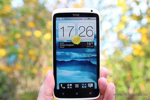 HTC One X 32GB - Smartphone khủng giá mềm - 2