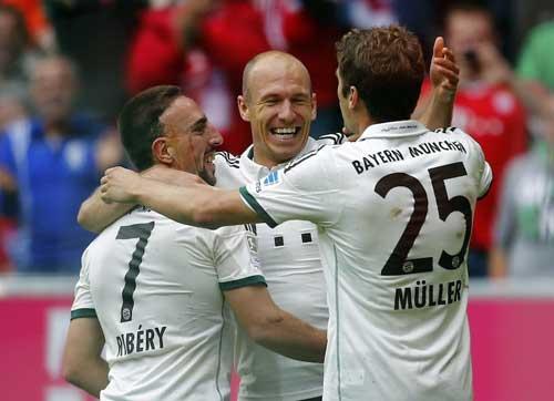 Bayern – CSKA: Cất bước chinh phục - 1