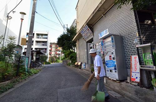 Nhật: Người có mối thâm thù với Olympic - 1