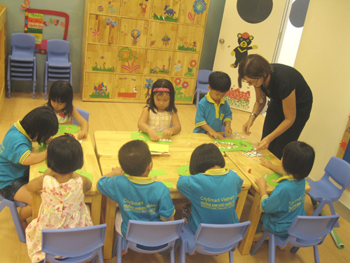 Chương trình tiếng Anh cho trẻ! - 1