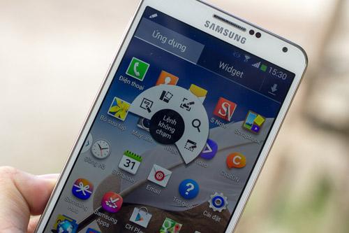 "Trên tay ""bom tấn"" Samsung Galaxy Note 3 - 13"