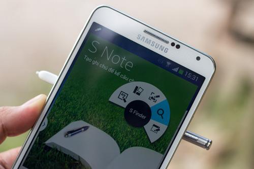 "Trên tay ""bom tấn"" Samsung Galaxy Note 3 - 14"
