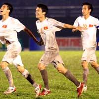 Từ U19 đến U23 Việt Nam