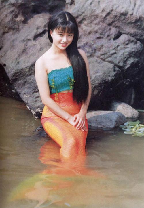 Nữ diễn viên Ngôi sao may mắn đóng phim cấp 3 - 6