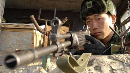 HQ: Bắn chết người vượt biên sang Triều Tiên - 2