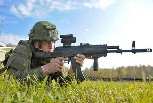 Quân đội Nga sắp trang bị huyền thoại AK-12 - 2