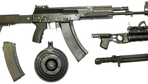 Quân đội Nga sắp trang bị huyền thoại AK-12 - 1