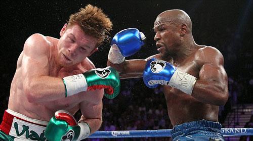 Boxing: Mayweather vẫn bất khả chiến bại - 1