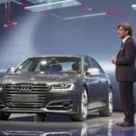 Audi A8 2014 lộng lẫy tại Frankfurt