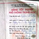 Giáo dục - du học - Hà Tĩnh: Nghi vấn cán bộ xã dùng bằng giả