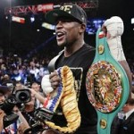 Thể thao - Boxing: Mayweather vẫn bất khả chiến bại