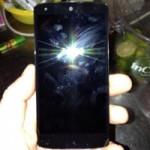 Nexus 5  trần trụi  không báo trước