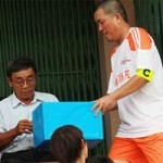 Bóng đá - Cầu thủ đá bóng gây quỹ từ thiện: Bóng đá kết nối những trái tim