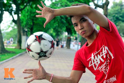 Gặp nhà vô địch tâng bóng nghệ thuật châu Á - 9